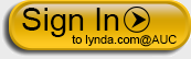 Sign in to Lynda.com@AUC